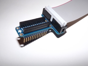Side view of the Pi-TCobbler.