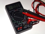 A basic multimeter is invaluable.