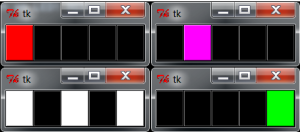 Chuck's RGB-LED Test GUI