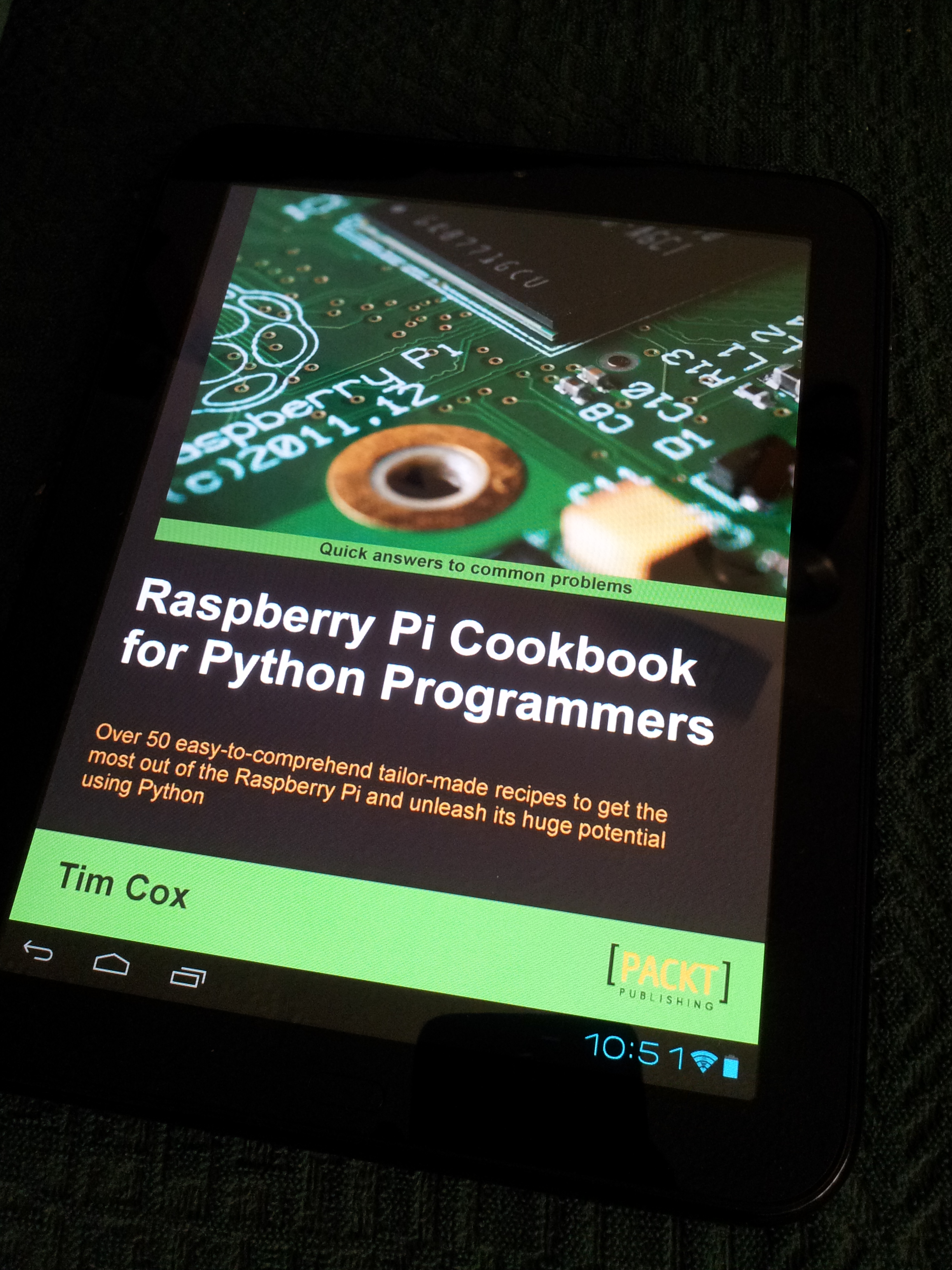 Raspberry Pi Cookbook Pdf