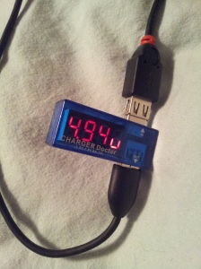 4.94V being supplied.