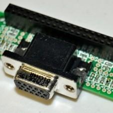 The Gert VGA adapter board is available from PiSupply (click on image to go to the shop).