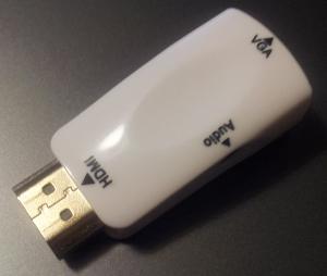 HDMI2VGA